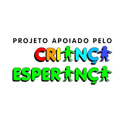 Projeto apoiado pelo Criança Esperança