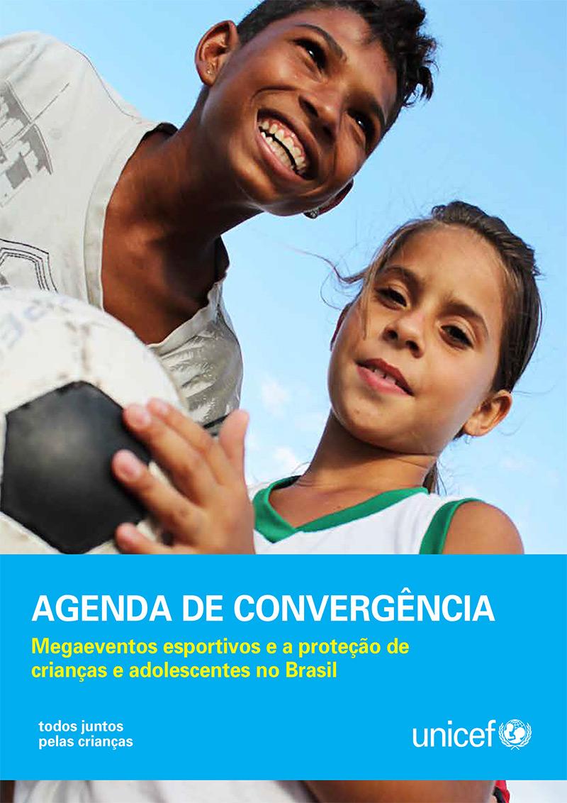 Agenda de Convergência: Megaeventos esportivos e a proteção de crianças e adolescentes no Brasil