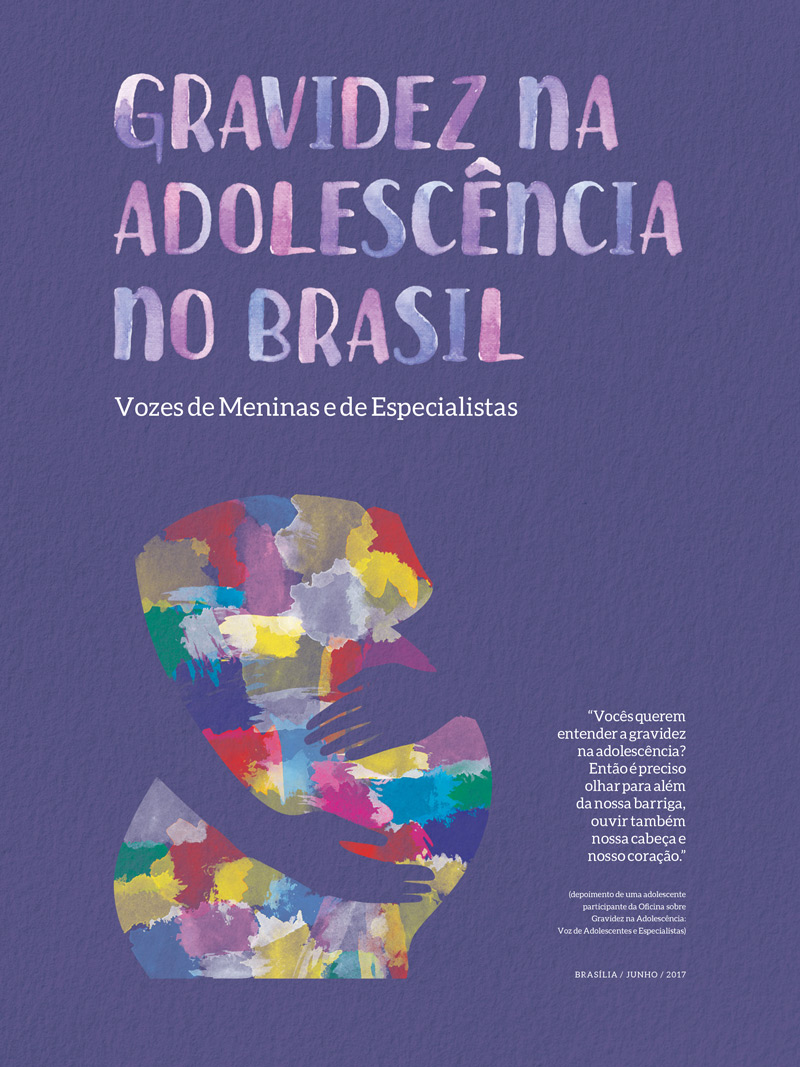 Livro Gravidez na Adolescência no Brasil
